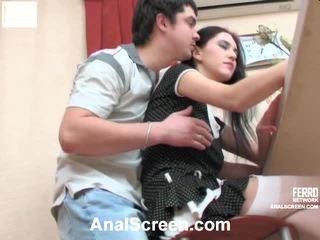 Judith et adam vehement anal vidéo