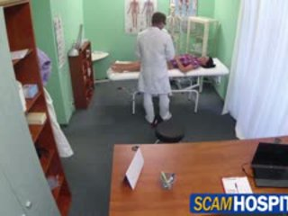Hot adela gets doctors big jago therapy