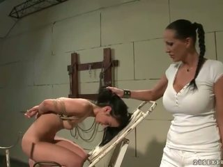 Mandy spilgti punishing smut nymph