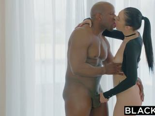Blacked Marley Brinx First BBC in Her Ass: Free HD Porn 19