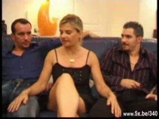 Florencemature double penetrated