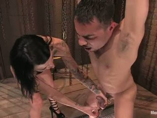 femdom, bondage, cock torture