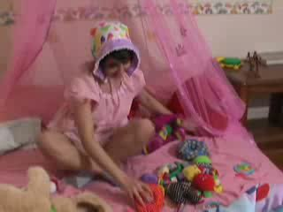 Abdl dāmas diapered lyla