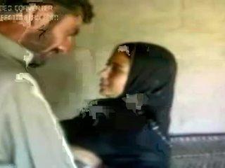 tüdruk, araabia, kuum