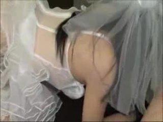 De bruid gets semen - 724adult com