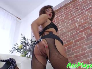 Bigtitted Eurobabe Anally Screwed, Free Porn b7