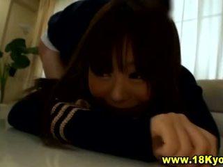 Dirty asian schoolgirl teen Video