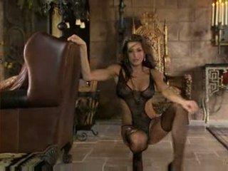 brunetka, bigtits, striptease