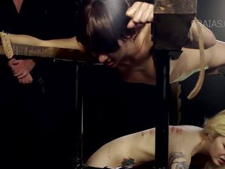 Bound Girl Whipped and Candle Used on Her: Free HD Porn 55