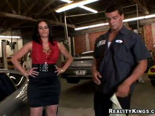 sexe hardcore, oral, regarder gros seins