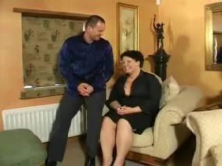 Irish bella e grassa (bbw) scopata
