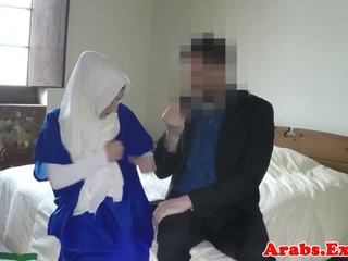Arabic habiba throated 然后 doggystyled, 色情 57