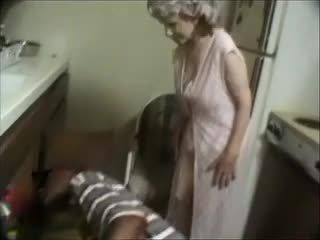 big boobs, nobriešana, old + young