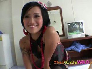 التايلاندية فتاة بري