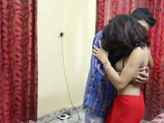 Desi milf's emjekler fondled really hard by salesman ## hindi gyzykly short film