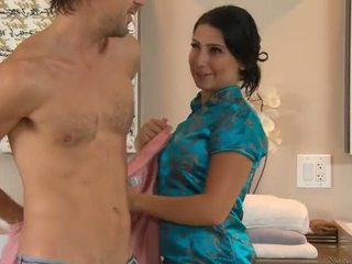 Allie Jordan - Put It On The Card (nuru Massage)