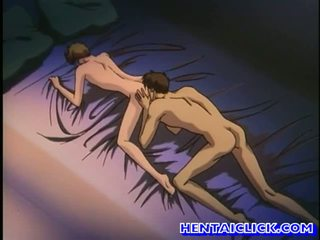 gai, dessin animé, hentai