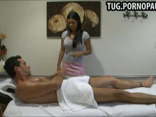 Asian Massage Girls Caught Having Sex