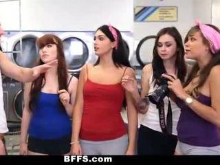 brunetă, mui, groupsex