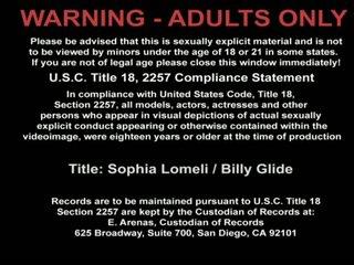 Busty Sophia Lomeli Gets Got Laid Insi...