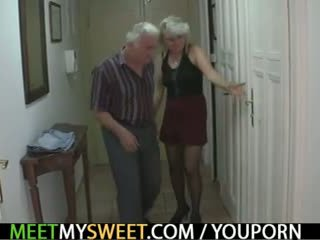 viejo, euro, abuelita