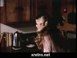 Vintage porno film met 80s stijl seks