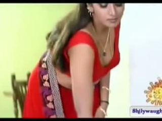 South indické herečka bhuvaneshwari navel show