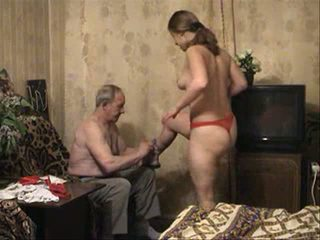 homem, velho, russo