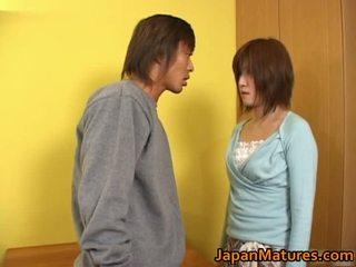 Kaori nanba japonais mature nana gets
