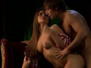 μελαχροινή, στοματικό σεξ