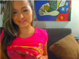 webcam, show, girl