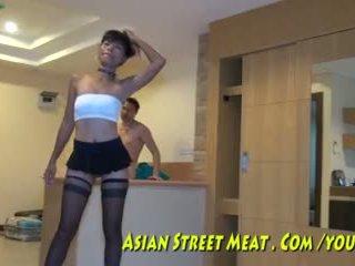 Anal hook para asiática maket meat