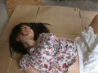 جميل فتاة غير tortured