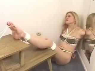 Toes-tied Bondage: Free Bondage Porn Video 69