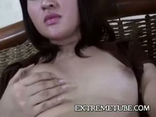 Asian shemales jerk together