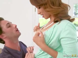Brazzers - Birthday Surprise, You Can Fuck My Mom