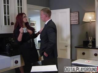 XXX Porn Video - the New Girl Episode 1 Nicolette Shea