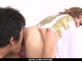 japanese, pussy licking, cock sucking