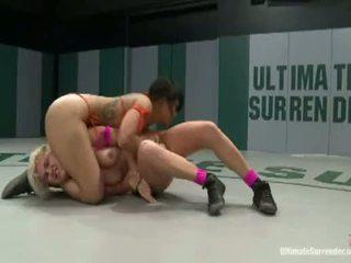sex, surrender