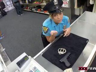 [xxxpawn] - jāšanās ms. policija virsnieks