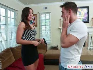Mỏng bạn gái rilynn rae gets facialized