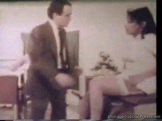 Retro seks / persetubuhan yang jururawat
