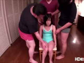 Japanese Woman Gets To Be Pleasured