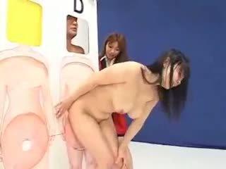 japoński, gra, haporn