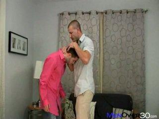Brenn wyson un josh garš uz a randy tētis