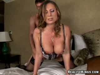 Devon lee - devon يجعل jordan دفع إلى stumbling إلى لها غرفة في حادث بواسطة عمل له اللعنة لها مهبل إلى لها liking.