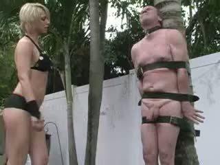 femdom, cock torture