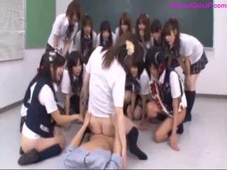 group sex, schoolgirls, asian