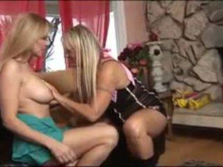 blondīnes, lesbietes, nobriešana