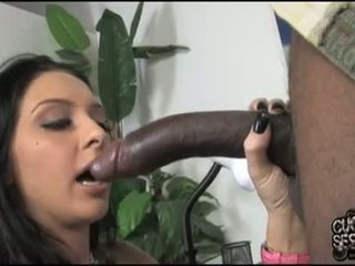 Stephanie Kane Babe Have Adorable Darksome Meat In Mouth